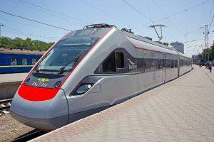 Укрзалізниця протестувала швидкісний потяг на маршруті Львів – Ужгород