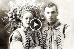 Раритетне відео реального українського весілля 1940 року