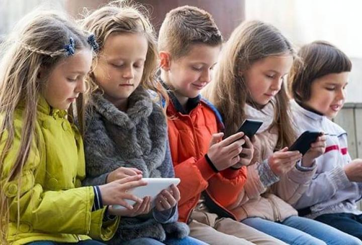 школа смартфон телефон