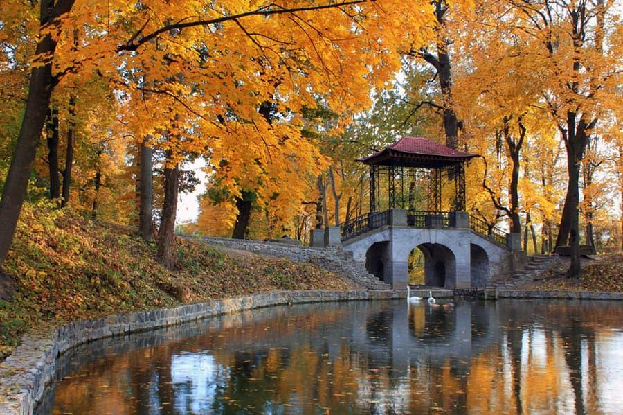 Парк Олександрія, Біла Церква