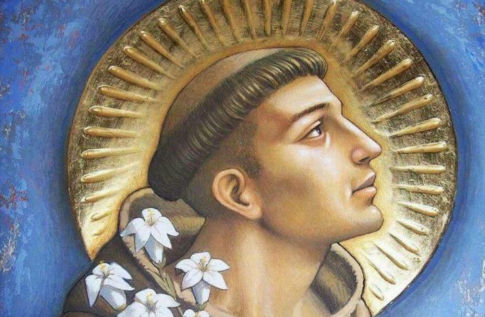 мощі святого Антонія Падуанського.