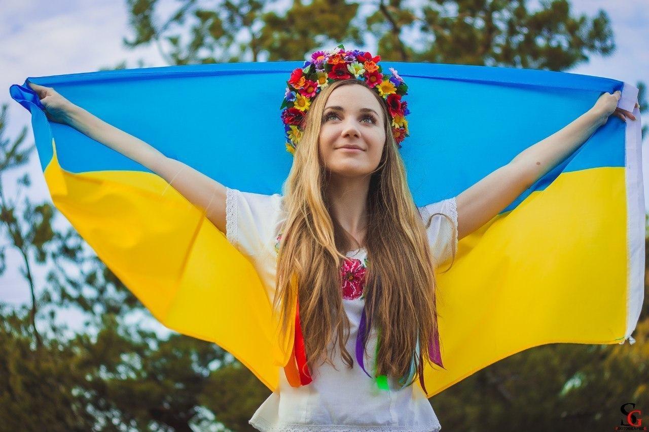 українка україна українська мова жінка