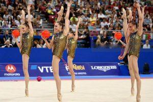 Виступ українських гімнасток на чемпіонаті світу вразив глядачів граційністю та точністю (відео)