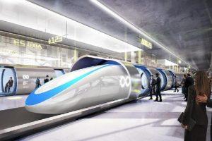 З Києва до Львова за 35 хвилин! Україна домовилась з Німеччиною про сертифікацію Hyperloop (відео)