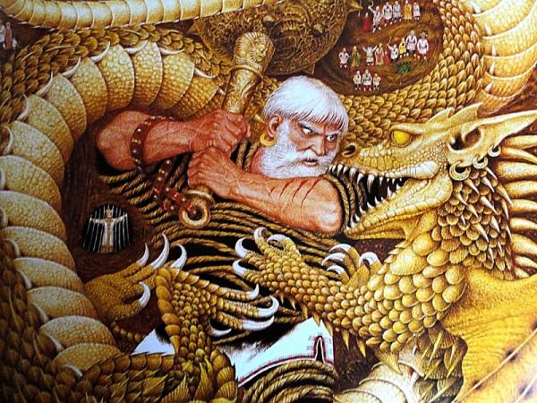 Кирило Кожум'яка був киянином. Ілюстрація Владислава Ерко