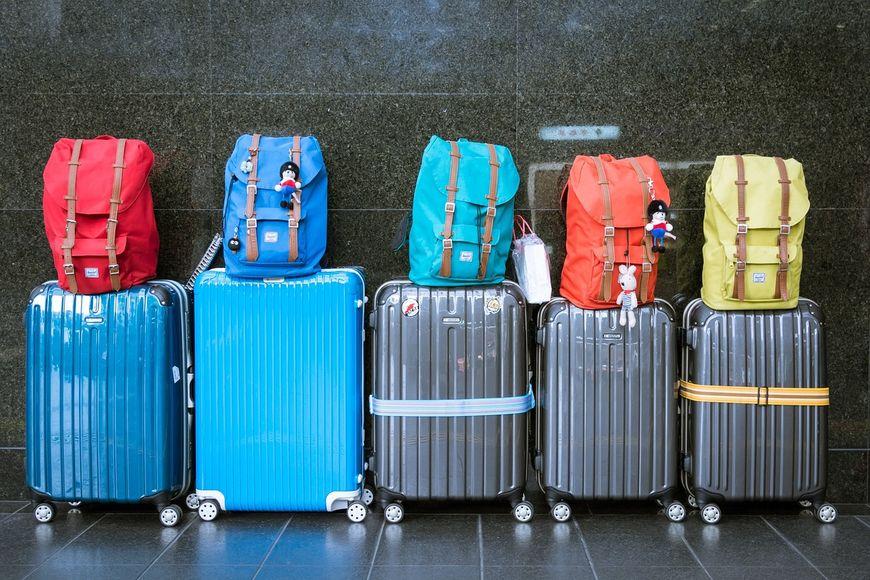 ручний багаж аеропорт подорожі туризм