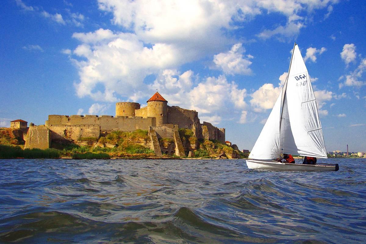 Білгород-Дністровський, Аккерманська фортеця (Одеська область)