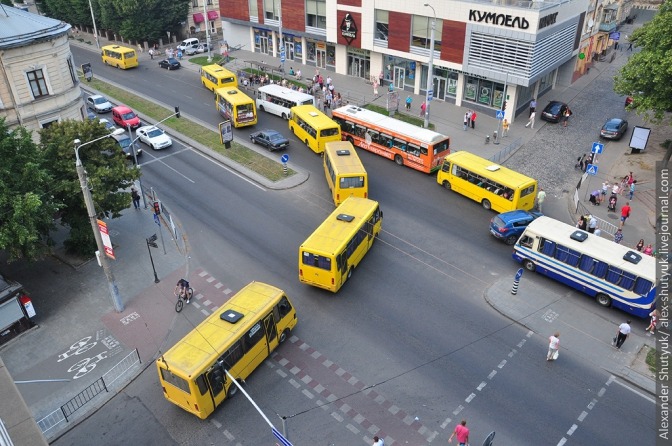 маршрутка маршрутки автобуси львів