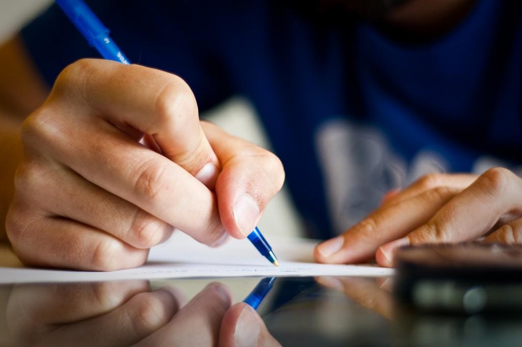 ручка ручки письмо