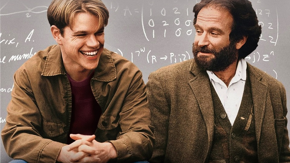 Розумник Вілл Гантінґ / Good Will Hunting