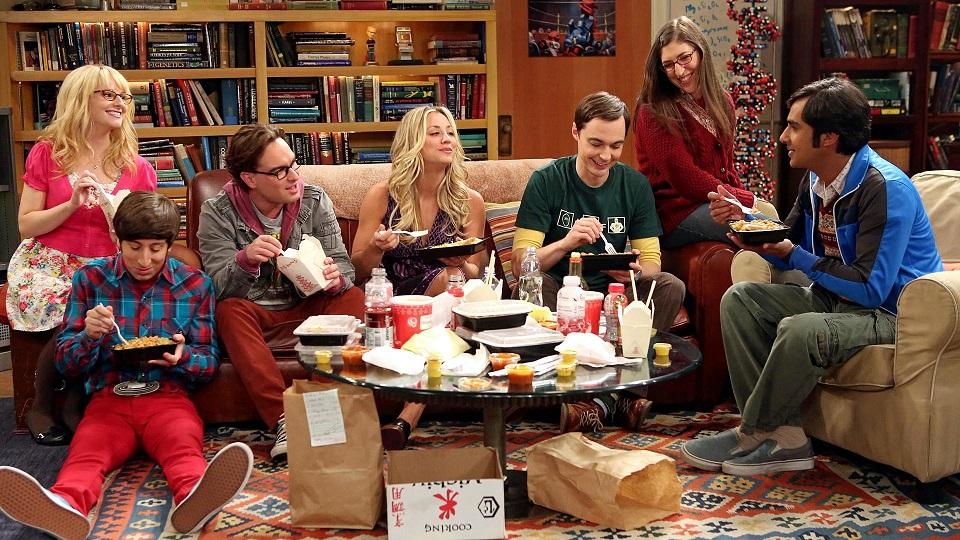 """""""Теорія Великого вибуху"""" / The Big Bang Theory"""