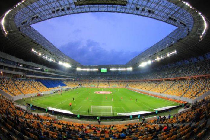 арена львів збірна україни