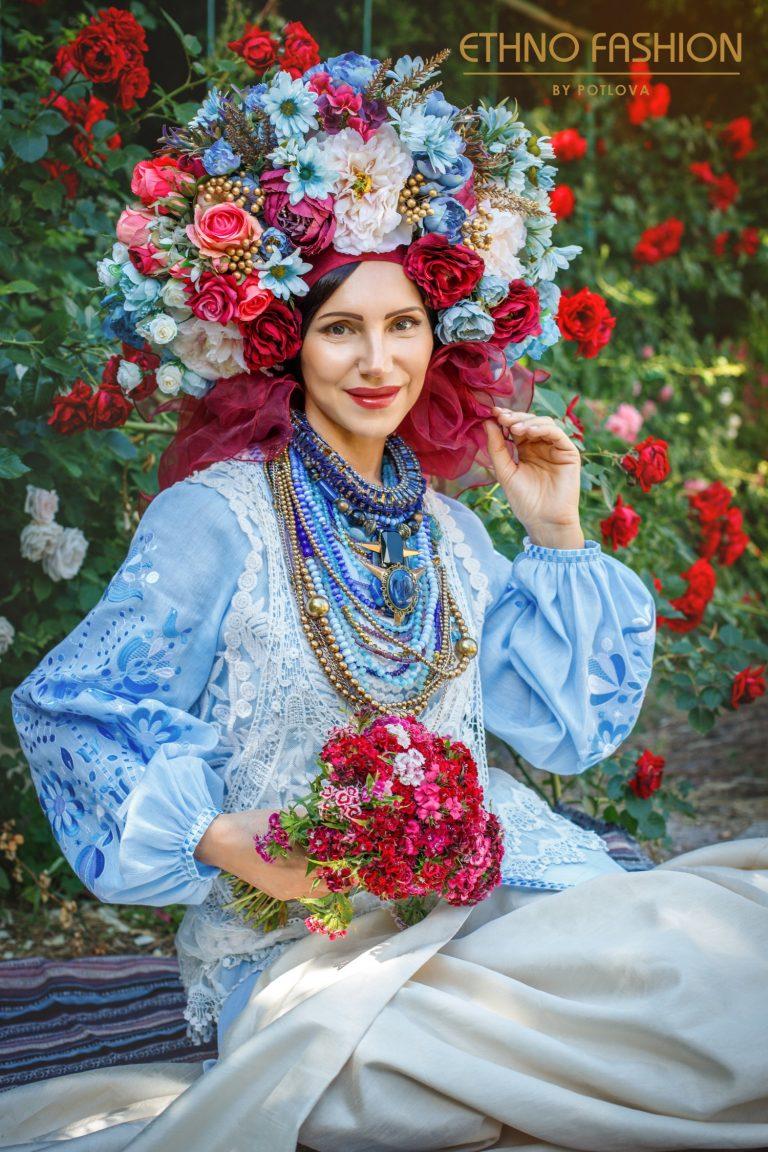 жінки жінка вишиванка вінок вишиванки