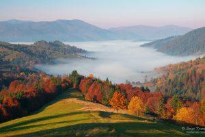 8 причин, чому варто поїхати в Карпати восени