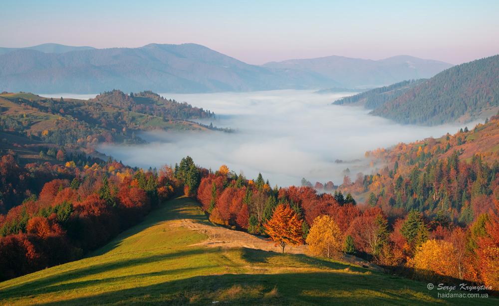 Мальовниці куточки Прикарпаття, які варто відвідати восени (відео)