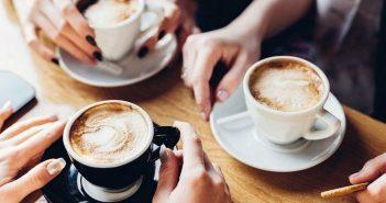 кава кафе кав'ярня друзі
