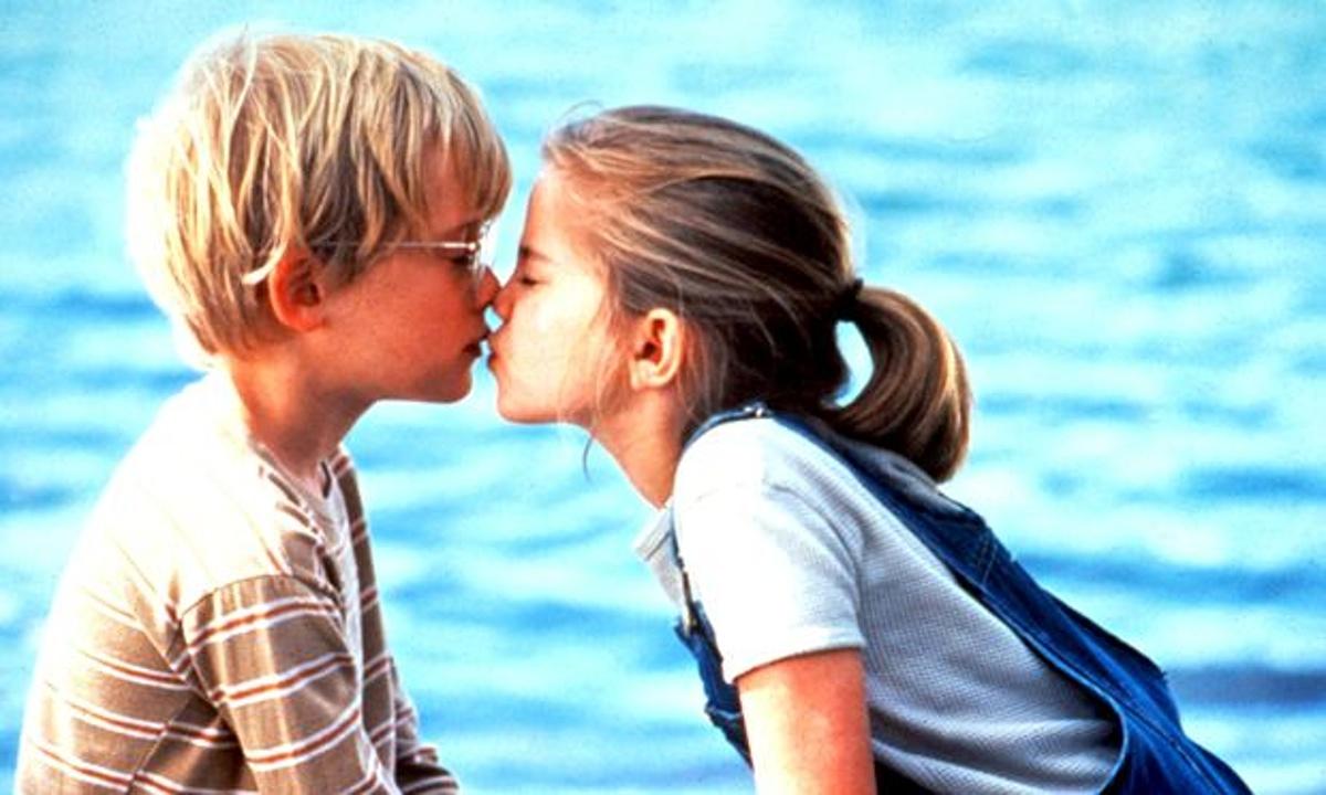 Мій перший поцілунок
