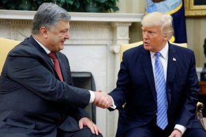 Петро Порошенко подав позов проти ВВС за наклеп