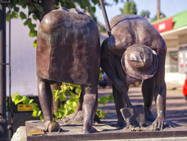 Пам'ятник дачникам