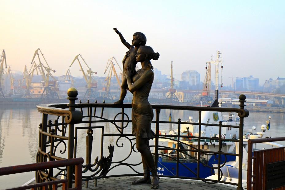 Пам'ятник «Дружині моряка»