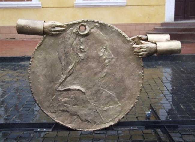 Пам'ятник невідомому корупціонерові