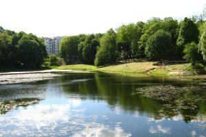 У Львові приведуть в порядок міські озера