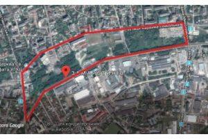 На вул. Липинського збудують спорткомплекс, готель та багаторівневий паркінг на місці зелених зон
