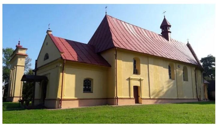 Римо-католицький храм у Стрілковичах
