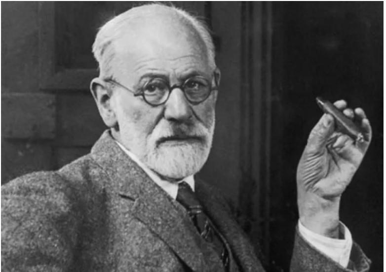 Зигмунд Фрейд курив понад десять сигар щодня, через що захворів на рак піднебіння.
