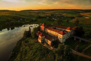 Свірзький замок вперше за 50 років відкриють для відвідувачів