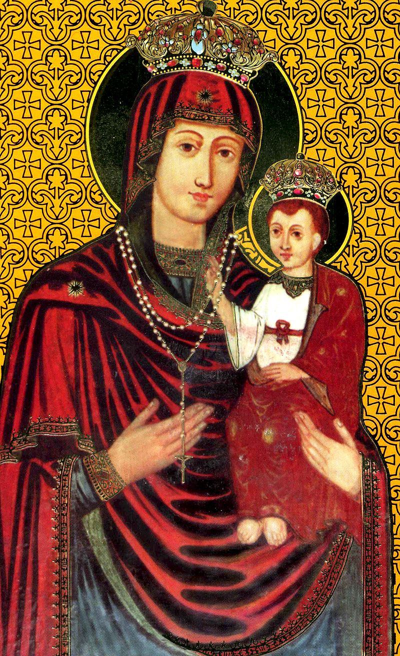ікона Пресвятої Богородиці з Теребовлі