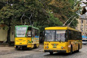 У Львові хочуть продовжити два тролейбусні маршрути