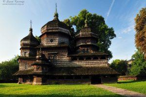 Дерев'яні церкви України – світова спадщина ЮНЕСКО