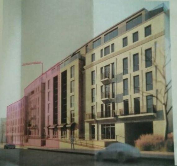 Біля центру Львова зведуть новий житловий комплекс