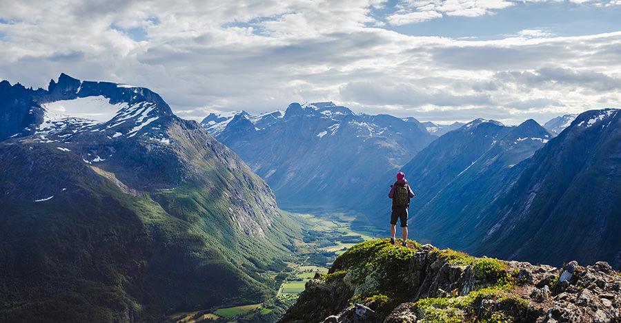 гори туризм похід