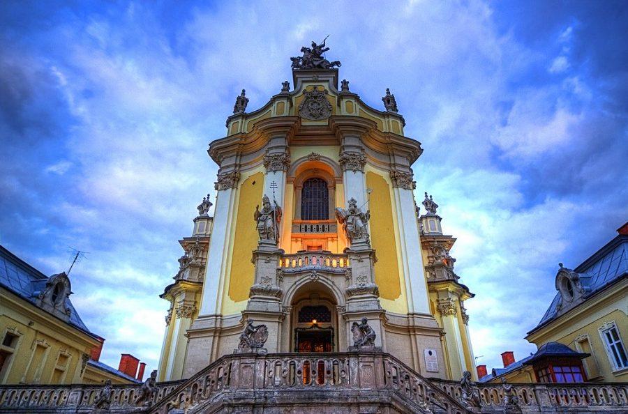 Собор святого Юра у Львові