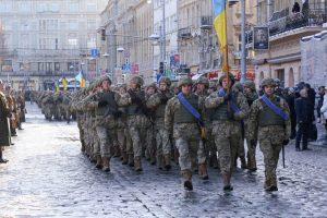 У Львові відзначають День захисника України. Програма заходів