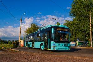 Львів планує придбати 50 низькопідлогових тролейбусів