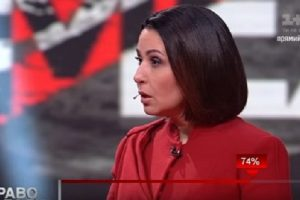 На каналі 1+1 президентом України оголосили Разумкова: відео