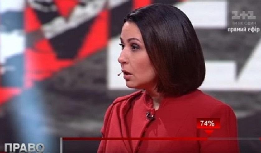 Наталія Мосейчук, в прямому ефірі, блискуче поставила на місце пихатого чиновника (відео)