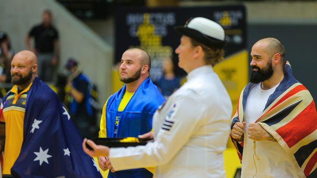 Україна здобула третє золото на Іграх нескорених
