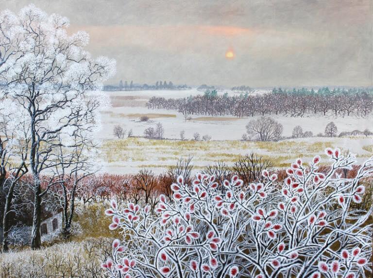 Ольга Кваша 1976 р.н. Сон сонця
