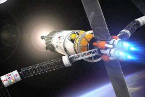 Українці вироблятимуть іонно-плазмові двигуни для космічних супутників