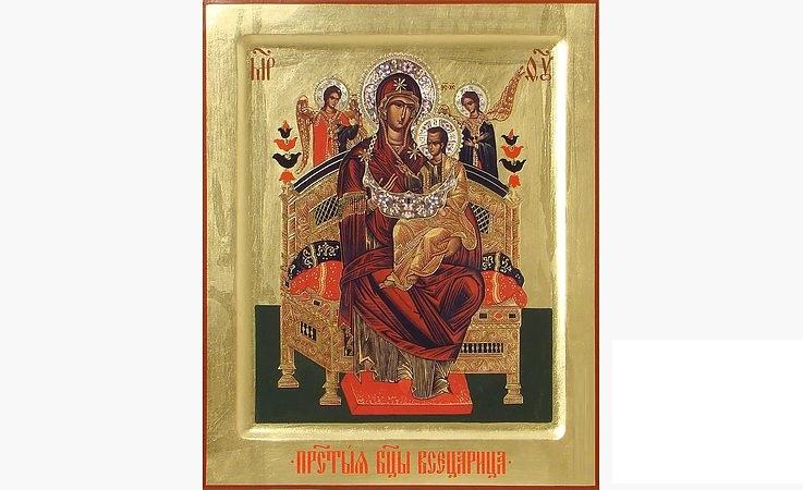чудотворна ікона Пресвятої Богородиці.