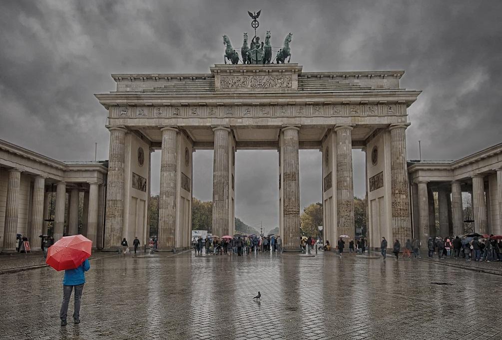 Брандербуржські ворота, Берлін, Німеччина