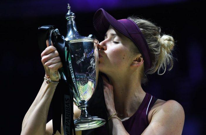Еліна Світоліна виграла Підсумковий турнір WTA