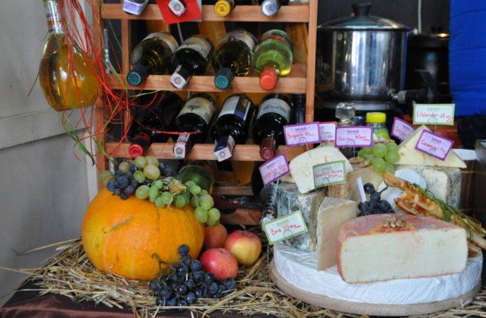 Свято сиру і вина у Львові фестиваль