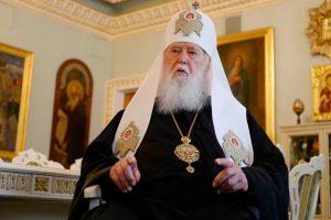 Якби не УПЦ МП, в Україні не було б війни — Філарет