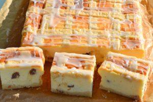 Краківський сирник: ніжне пісочне тісто і повітряна начинка
