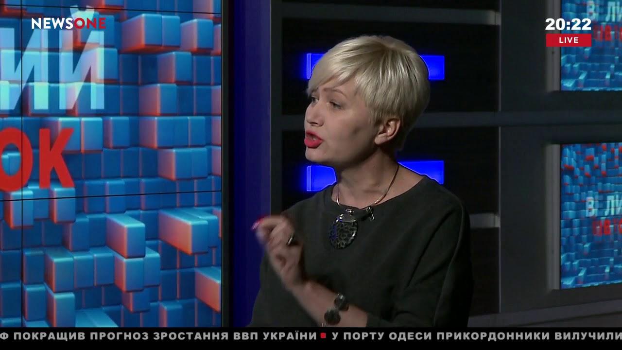 Ніцой влаштувала скандал у прямому ефірі через російську мову (відео)